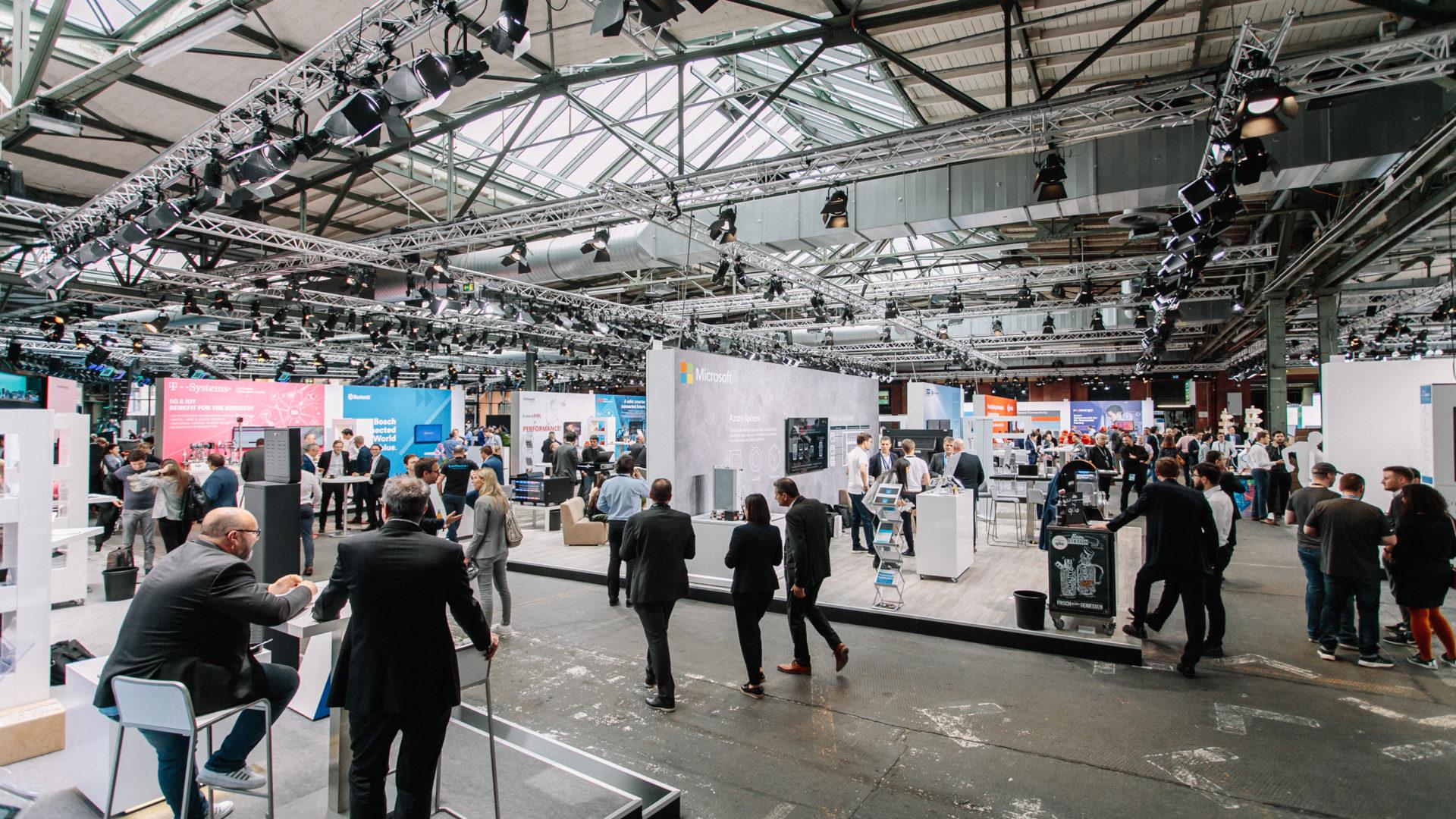 Bosch ConnectedWorld 2019, May 15-16 in Berlin