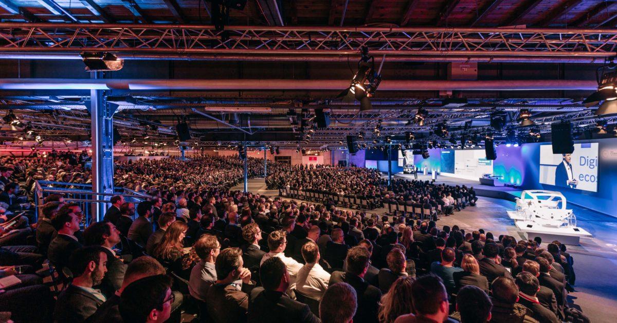 Bosch ConnectedWorld 2020, February 19-20 in Berlin